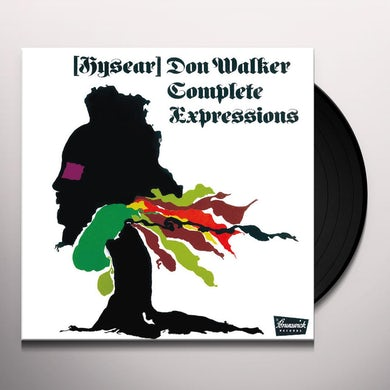 Hysear Don Walker COMPLETE EXPRESSION 2 Vinyl Record