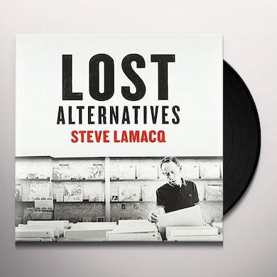STEVE LAMACQ: LOST ALTERNATIVES / VARIOUS Vinyl Record