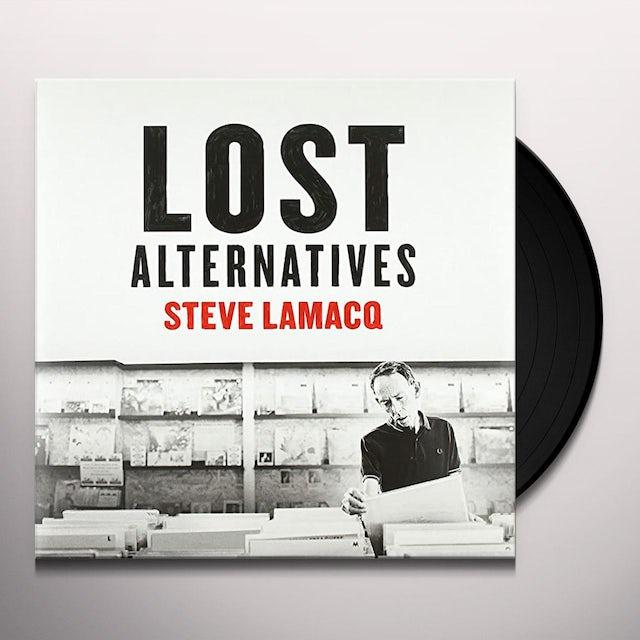 Steve Lamacq: Lost Alternatives / Various