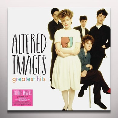 Altered Images GREATEST HITS Vinyl Record