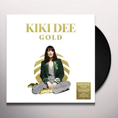 Kiki Dee GOLD Vinyl Record