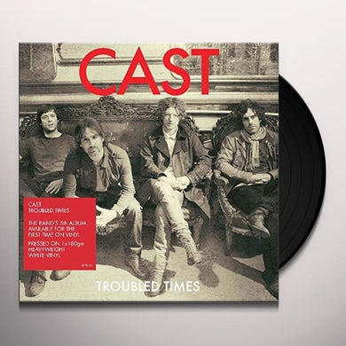 Cast TROUBLED TIMES Vinyl Record