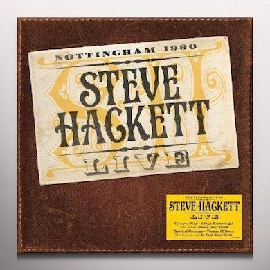Steve Hackett LIVE Vinyl Record