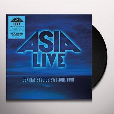 Asia LIVE Vinyl Record