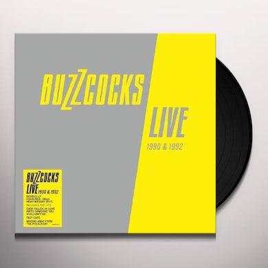 Buzzcocks LIVE Vinyl Record