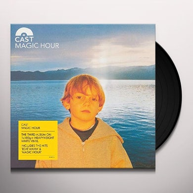 Cast MAGIC HOUR Vinyl Record