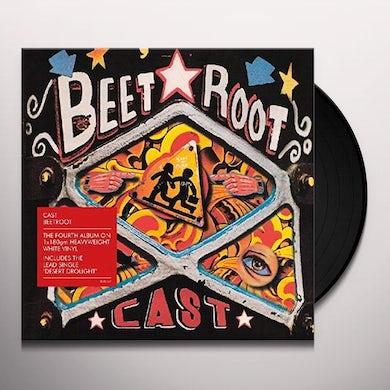 Cast BEETROOT Vinyl Record