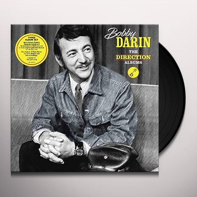 Bobby Darin DIRECTION ALBUMS Vinyl Record