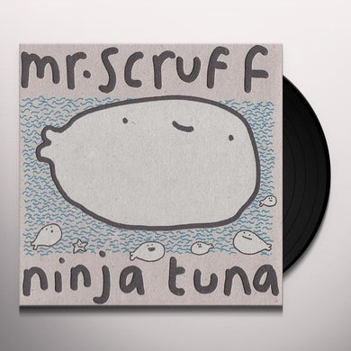 Mr. Scruff DONKEY RIDE Vinyl Record