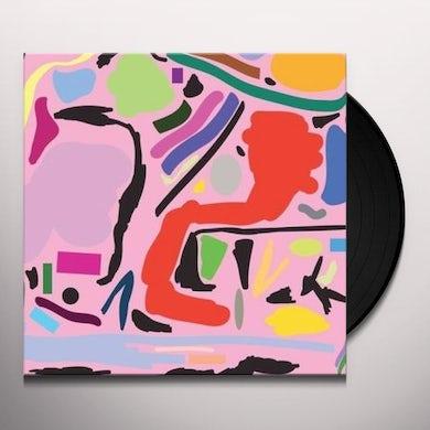 Julie Byrne MELTING GRID / EMERALDS Vinyl Record