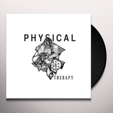 Physical Therapy YES I'M ELASTIC Vinyl Record
