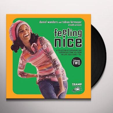 VOL. 2-FEELING NICE Vinyl Record