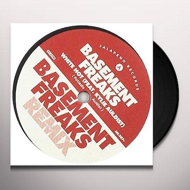 WHITE HOT (BASEMENT FREAKS REMIX) Vinyl Record