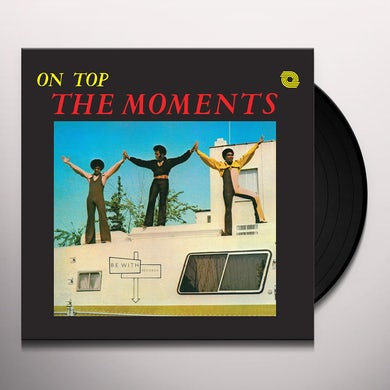 Moments ON TOP Vinyl Record