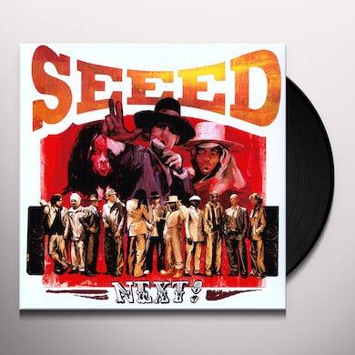 Seeed NEXT! Vinyl Record