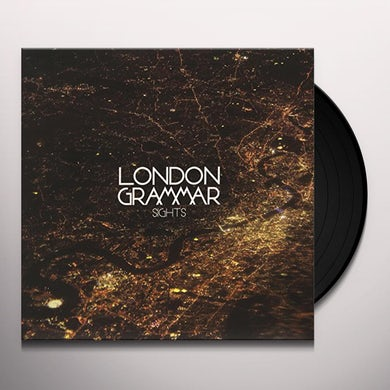 London Grammar SIGHTS Vinyl Record