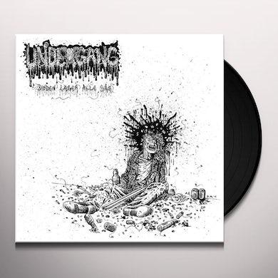 Undergang DODEN LAEGER ALLE SAR Vinyl Record