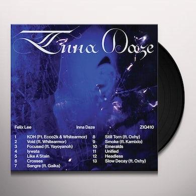 Felix Lee INNA DAZE Vinyl Record