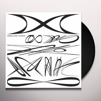 Gabor Lazar SOURCE Vinyl Record