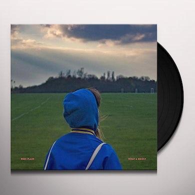 Rozi Plain WHAT A BOOST Vinyl Record