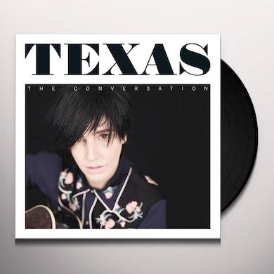 Texas CONVERSATION Vinyl Record