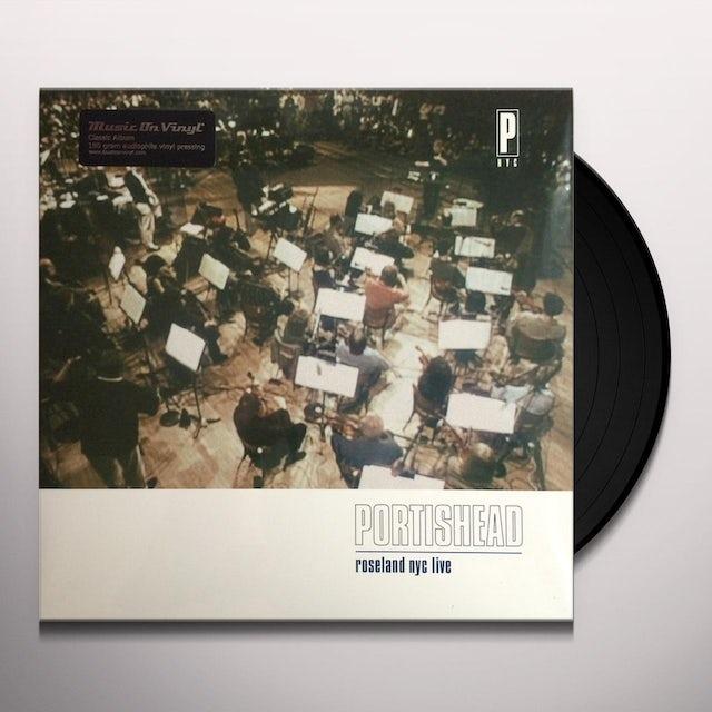 Portishead ROSELAND NYC LIVE Vinyl Record