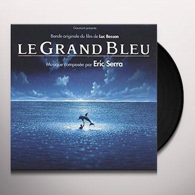Eric Serra LE GRAND BLEU / Original Soundtrack Vinyl Record