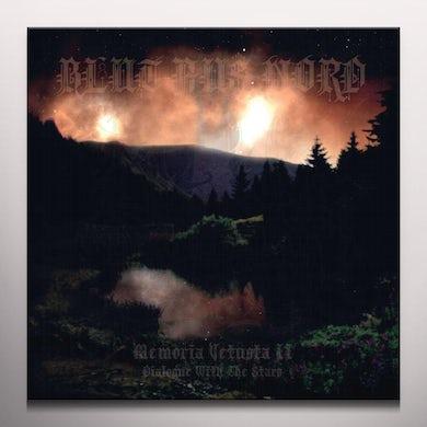 Memoria Vetusta II - Dialogue With The Stars (2 LP) (Orange Marble) Vinyl Record
