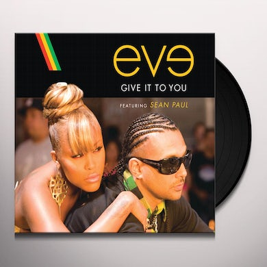 Eve GIVE IT TO U (X8) Vinyl Record