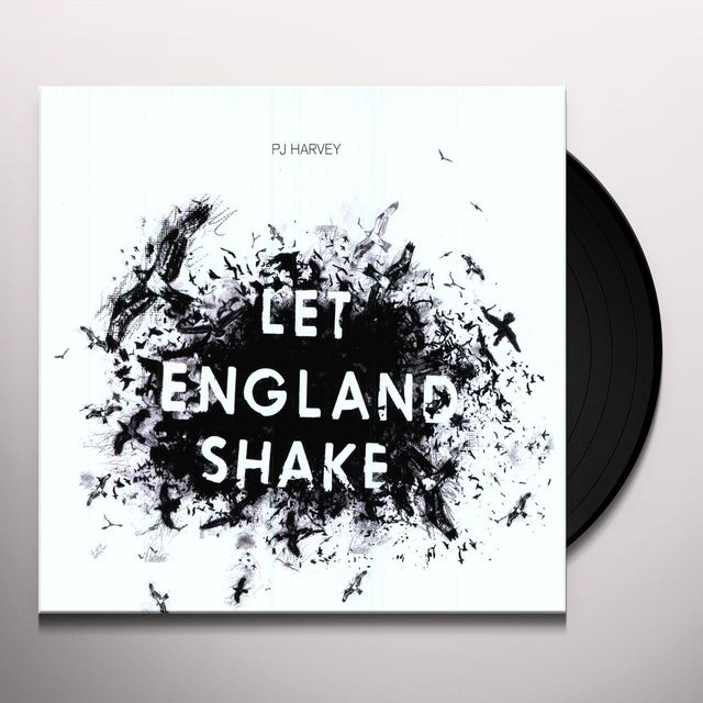 Pj Harvey LET ENGLAND SHAKE Vinyl Record