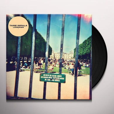Tame Impala Lonerism (2 LP) Vinyl Record