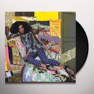 Solange TRUE Vinyl Record