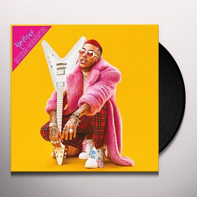 ROCKSTAR Vinyl Record