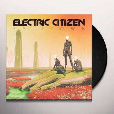 Electric Citizen HELLTOWN Vinyl Record