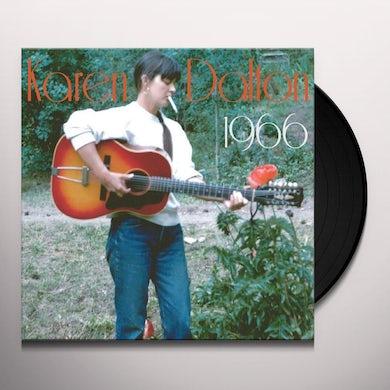 Karen Dalton 1966 Vinyl Record