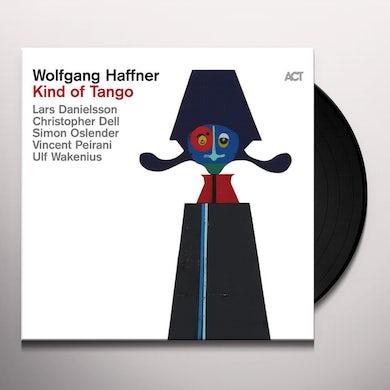 Wolfgang Haffner KIND OF TANGO Vinyl Record