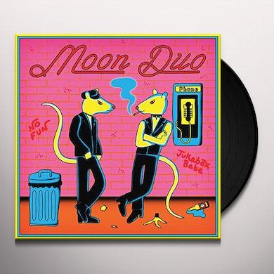 Moon Duo JUKEBOX BABE / NO FUN Vinyl Record