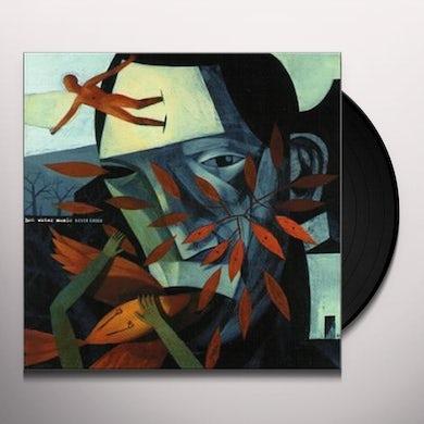 Hot Water Music NEVER ENDER Vinyl Record - Reissue