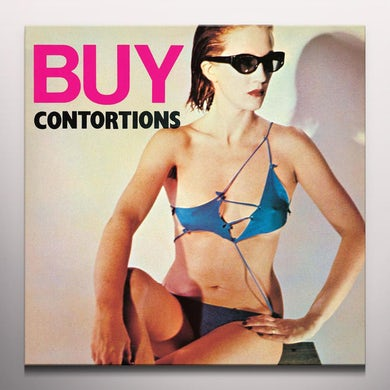 CONTORTIONS BUY Vinyl Record