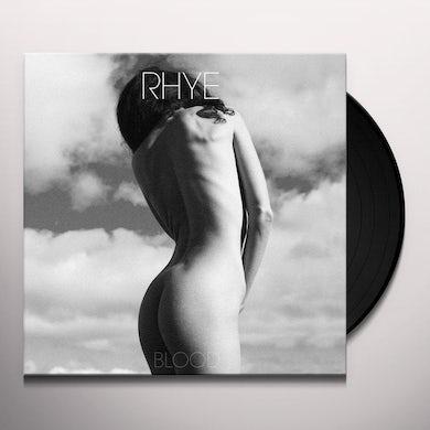 Rhye BLOOD (CANADA ONLY) Vinyl Record
