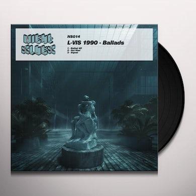 L-Vis 1990 BALLADS Vinyl Record