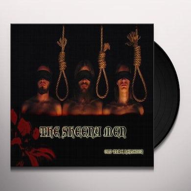Sheeny Men OLD TIME RELIGION Vinyl Record