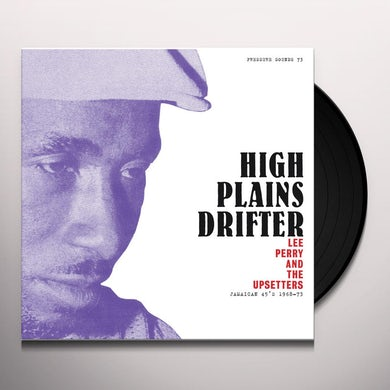The Upsetters HIGH PLAINS DRIFER Vinyl Record