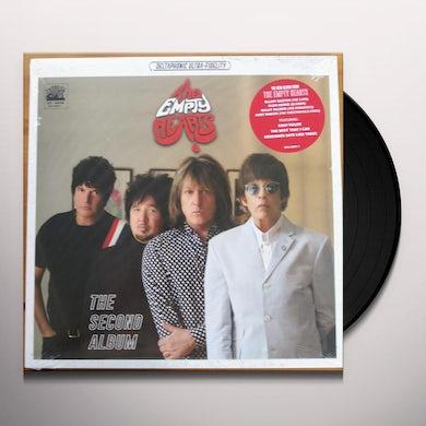 Empty Hearts SECOND ALBUM Vinyl Record
