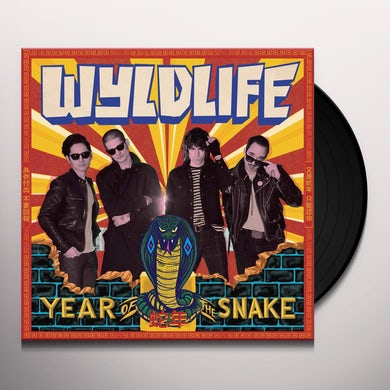 Year Of The Snake Vinyl Record