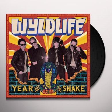 Wyldlife Year Of The Snake Vinyl Record