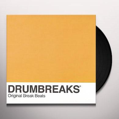 Drum Breaks ORIGINAL BREAK BEATS Vinyl Record