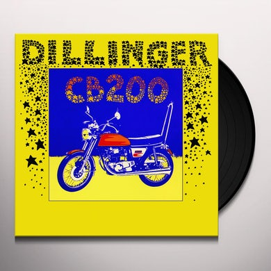 Dillinger CB 200 Vinyl Record