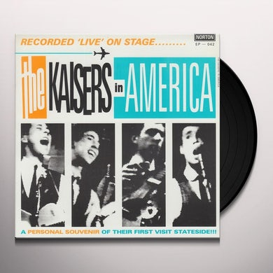 Kaisers AMERICO Vinyl Record