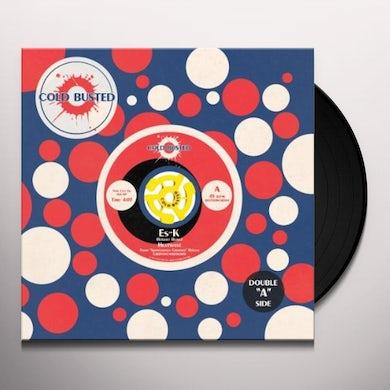 Es-K / Sixfingerz HEATWAVE / THE PROPS Vinyl Record